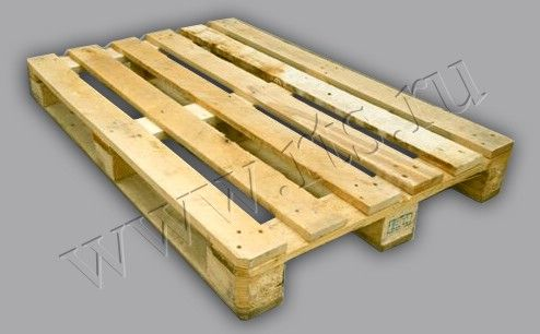 деревянный поддон