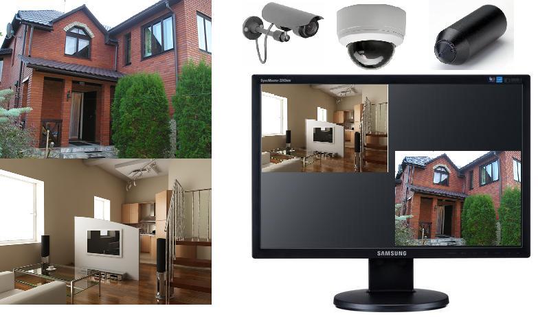Домашние системы видеонаблюдения своими руками