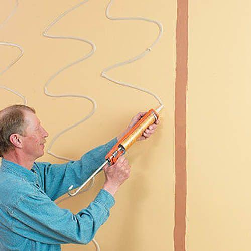 Монтаж стеновых панелей мдф на клей видео