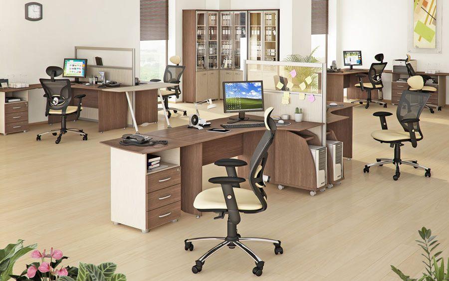 Доступные цены, широкий ассортимент, высокое качество изделий! . Не знаете где купить офисную мебель в Москве
