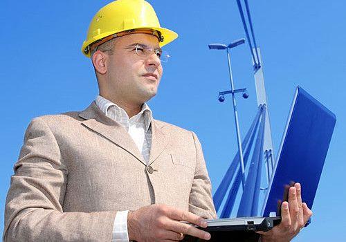 сайт для строительной организации