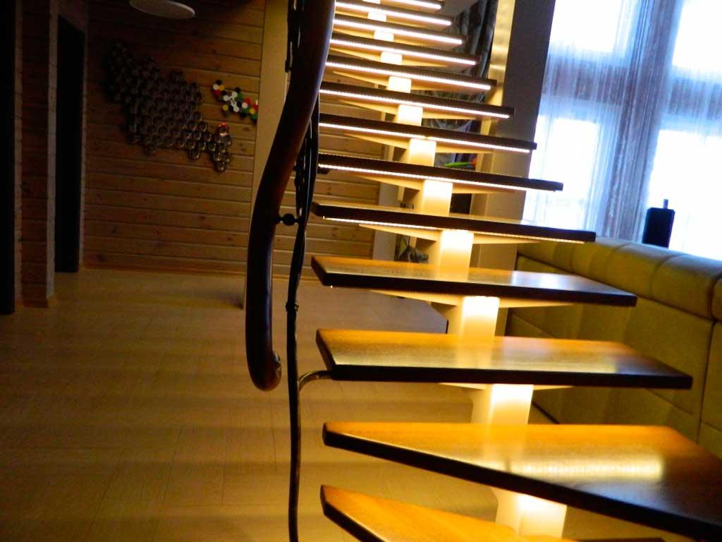 Освещение частного дома своими руками светодиоды 185