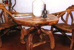 мебели рустик