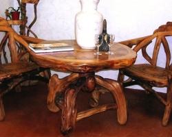 мебель рустик