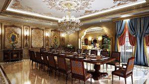 Дизайн интерьера в Дубае