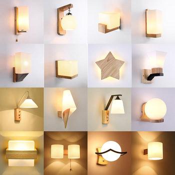 скандинавские настенные светильники