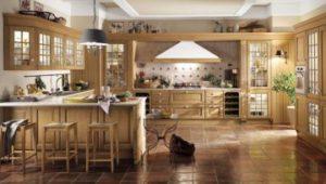 итальянские кухни