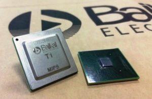 процессоры Байкал